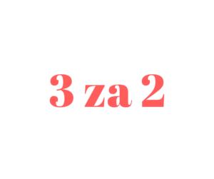 3 za 2