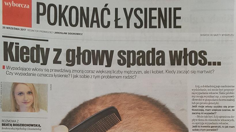 Dobry trycholog krakow