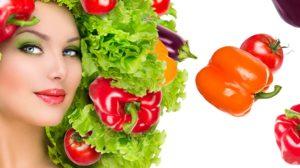 odżywianie a zdrowe włosy